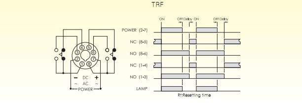 trf断电延迟继电器
